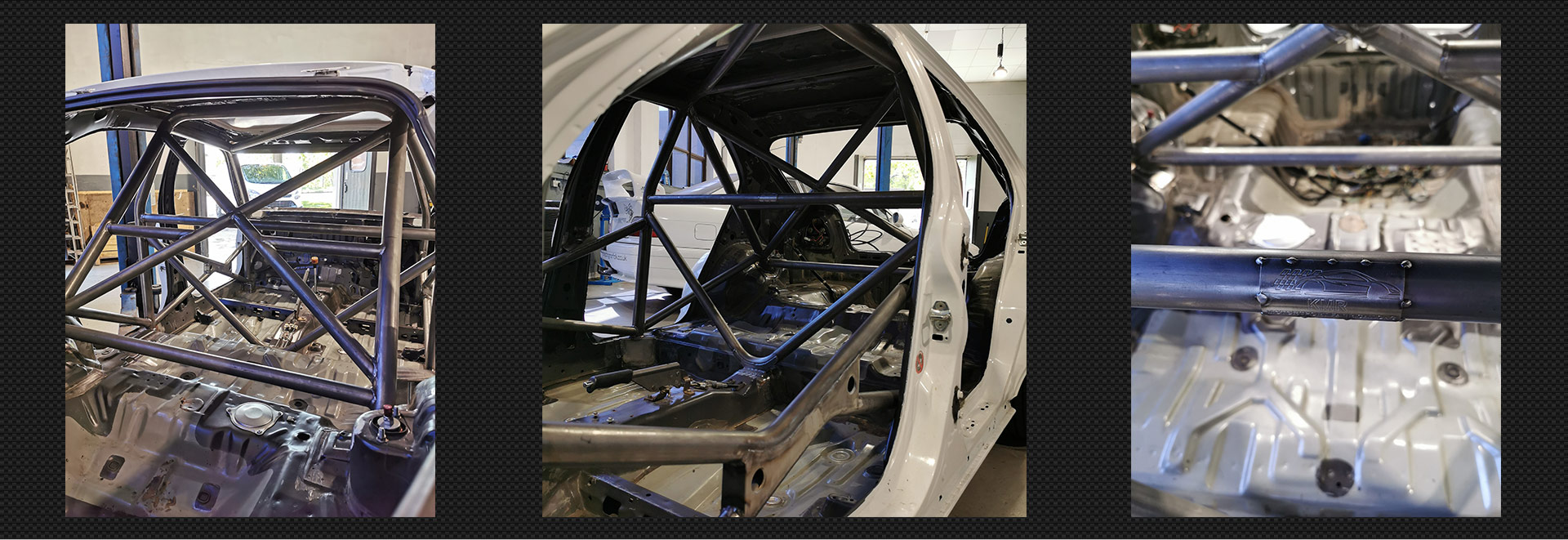 Honda Civic full multi point roll cage